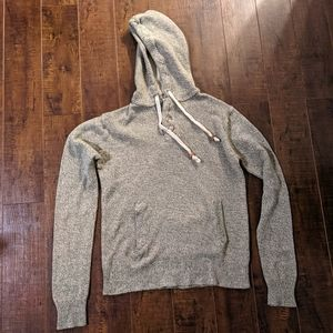 Bluenotes men's extra small pullover knit hoodie